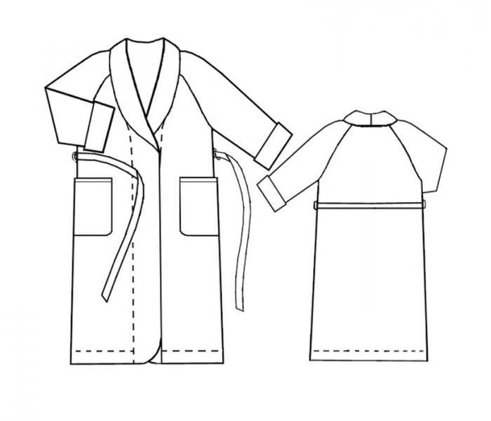 Форум осинка шитье халата - вязание мастер класс фото #2. В защиту жизни * Просмотр темы - выкройка детского халата