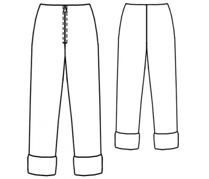 джинсы детские выкройка - Сумки