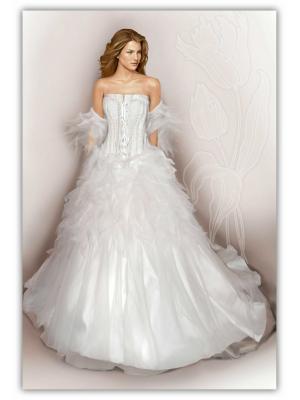 Wedding Saloon :: Выкройки пышного свадебного платья - Свадебные