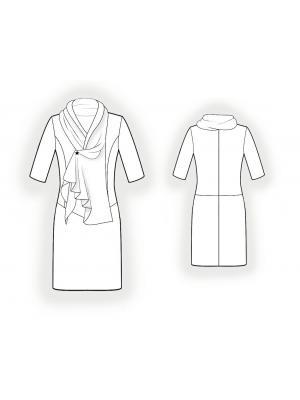 Платья, выкройки и модель